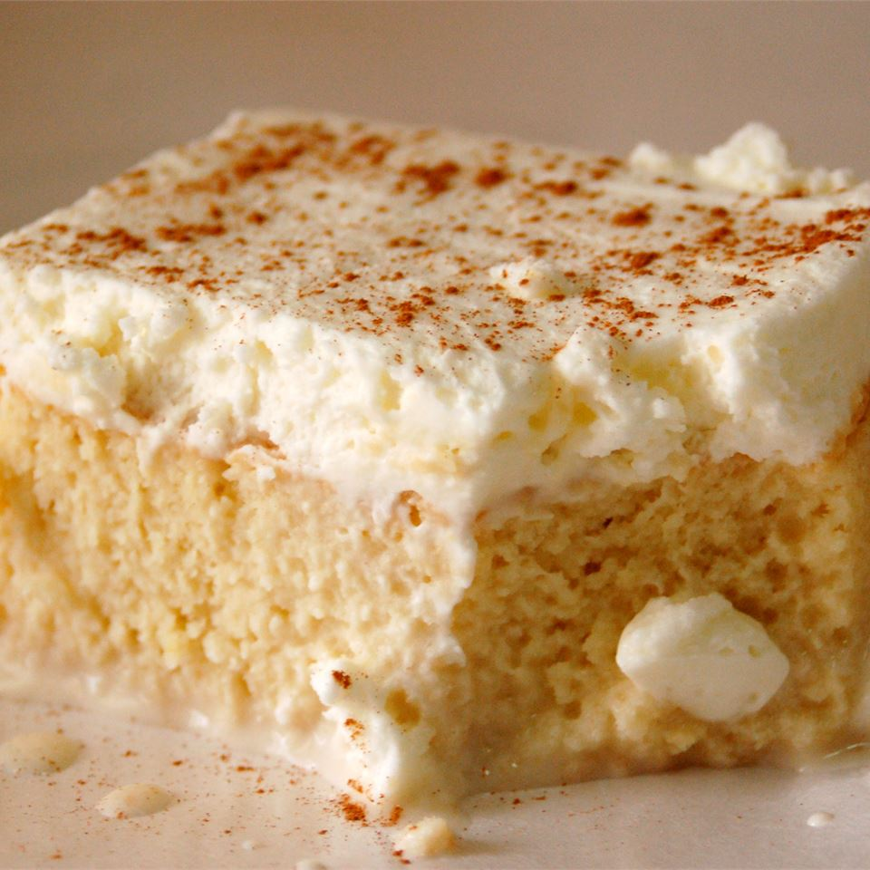 Tres Leches (Milk Cake) Stephanie Watts
