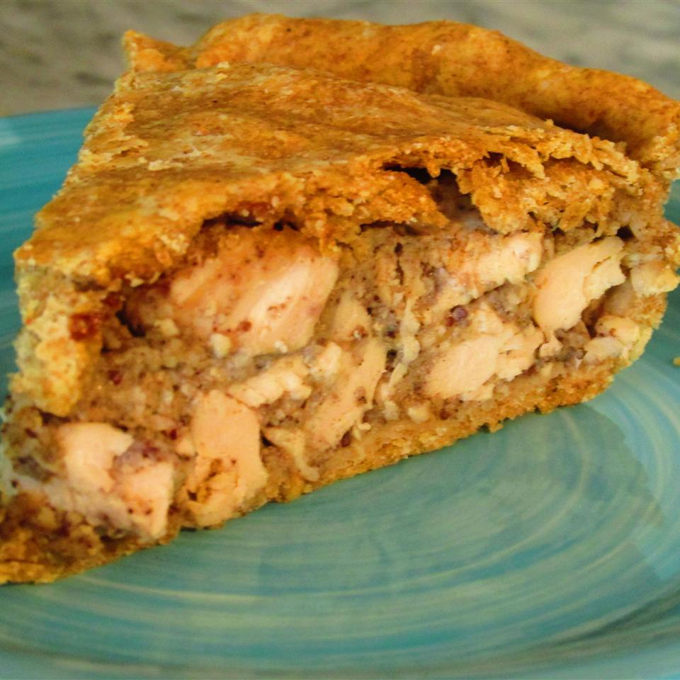 Medieval Chicken Pie FunCook
