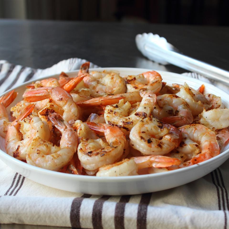 Grilled Shrimp Louie
