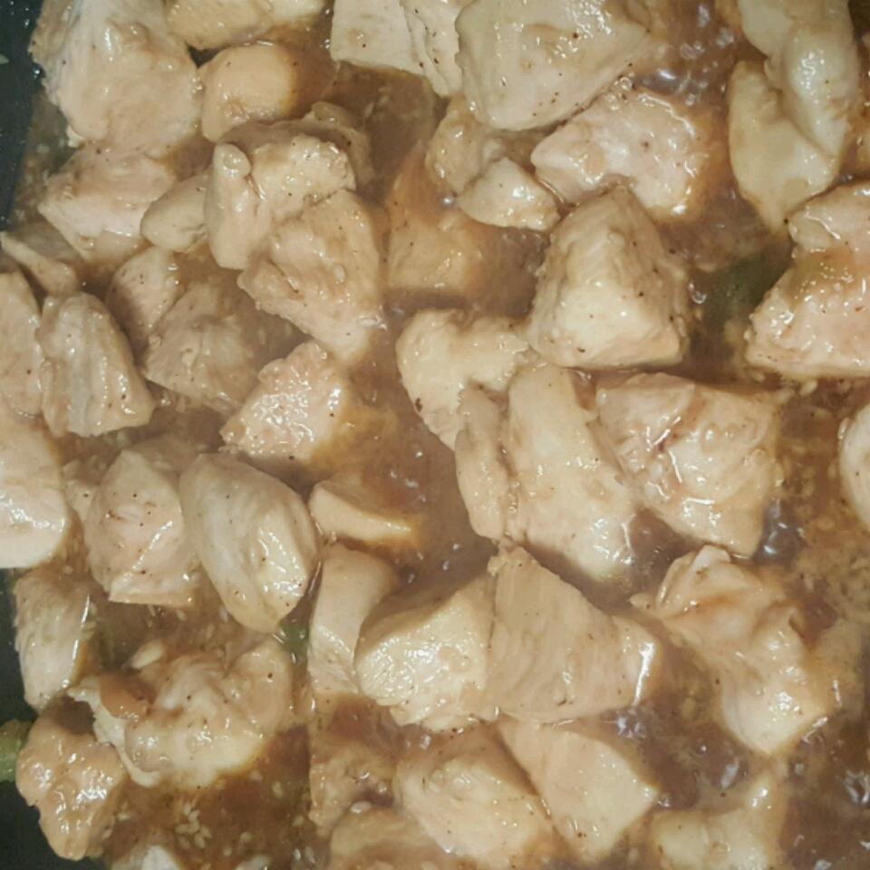 Honey Glazed Chicken abbymc22