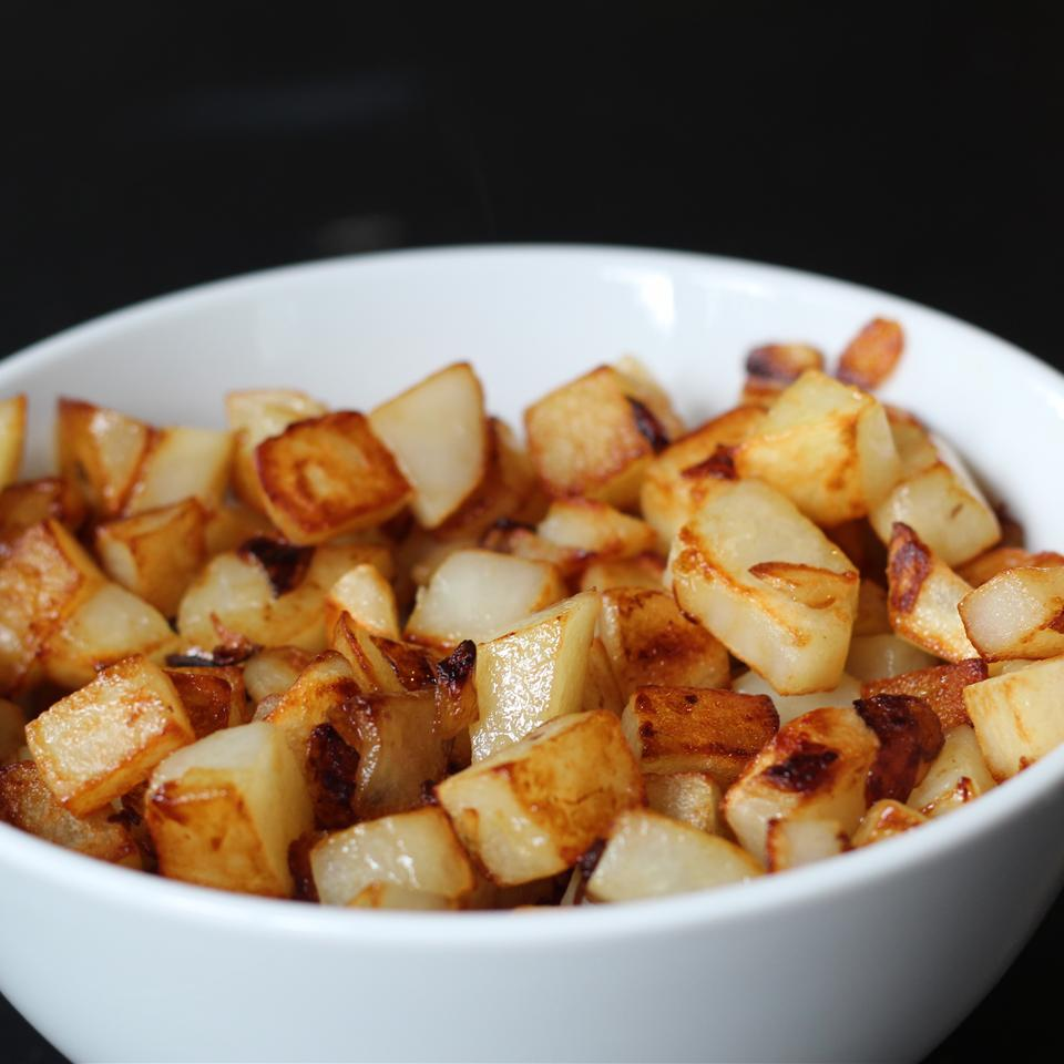 Butter Fried Potatoes Recipe Allrecipes