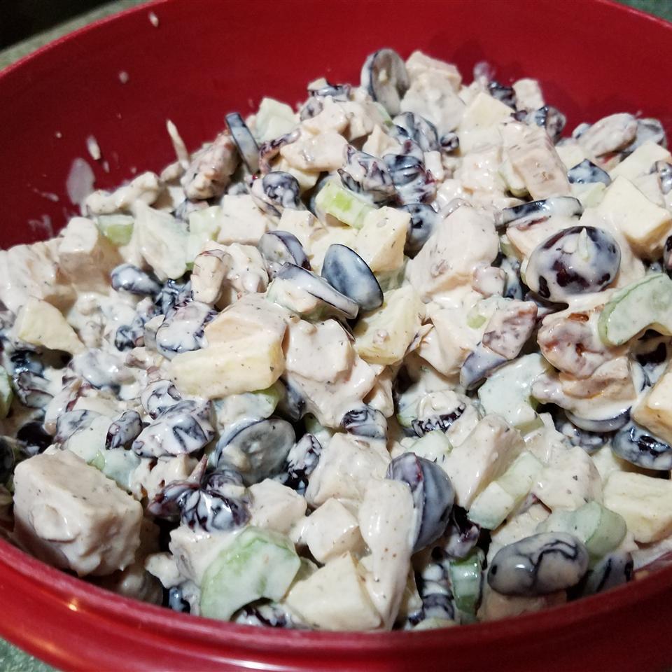 Best Chicken Salad Sandwich Stacy Crooks