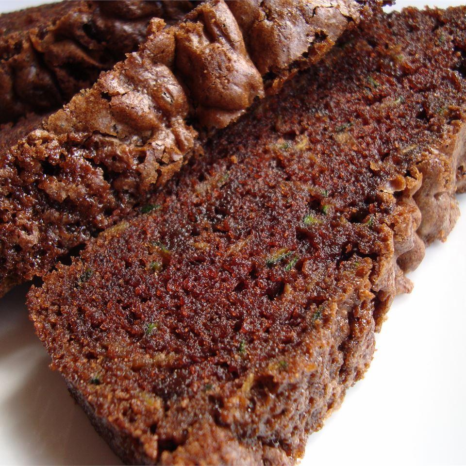 Chocolate Zucchini Bread I Diane