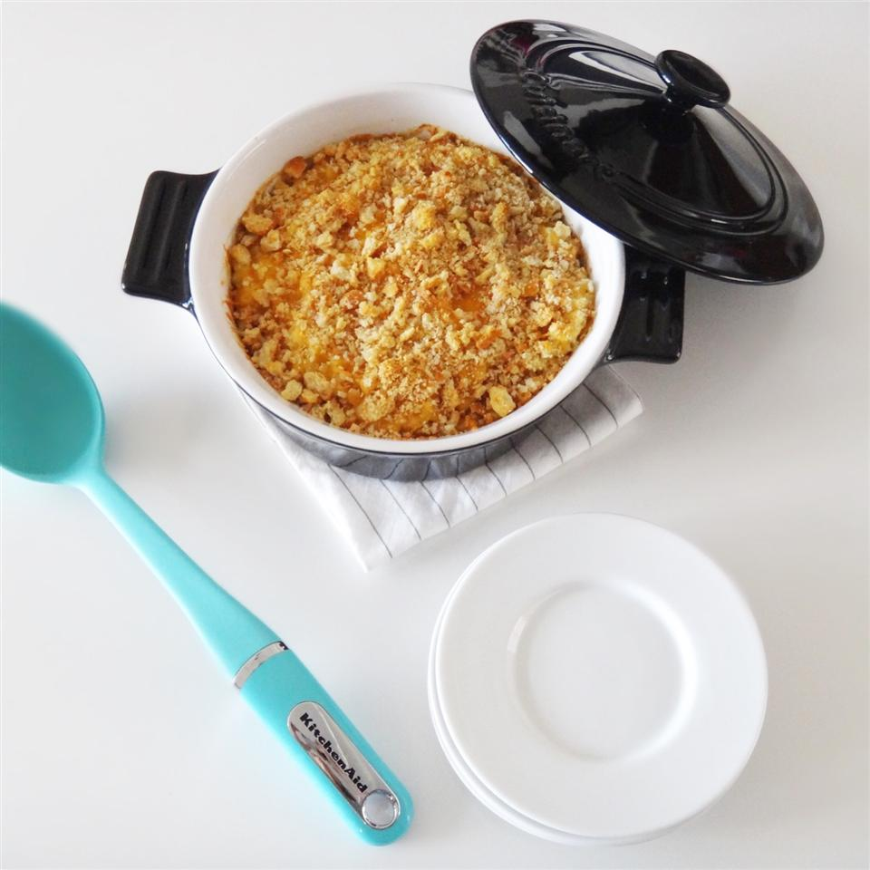 Easy Cheesy Mac And Cheese (With Optional Crunchy Topping) House of Aqua