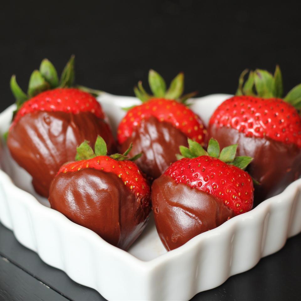 Chocolate Strawberries Colin
