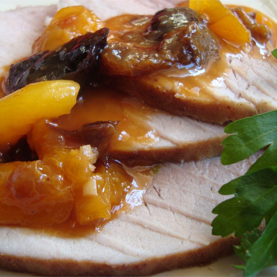 Elegant Pork Loin Roast