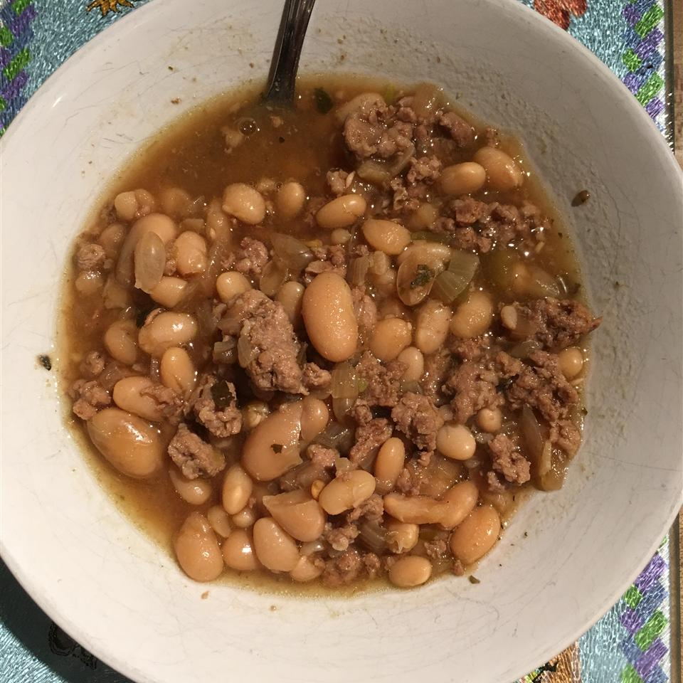 Quick and Easy White Chili