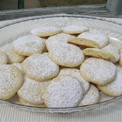 Key Lime Cookies I Pam