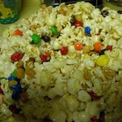 Candy Popcorn Cake Sue Rosendale