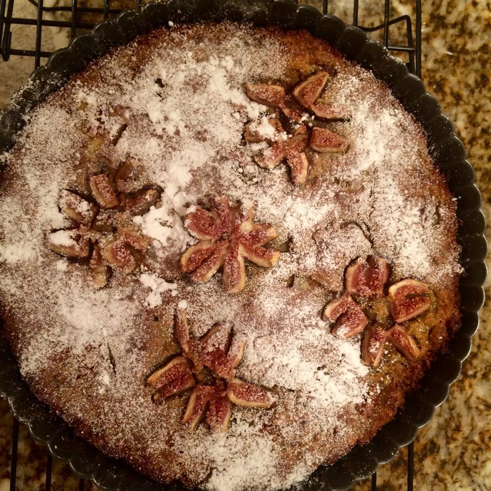 Vanilla Pistachio Fig Tart Chucker999