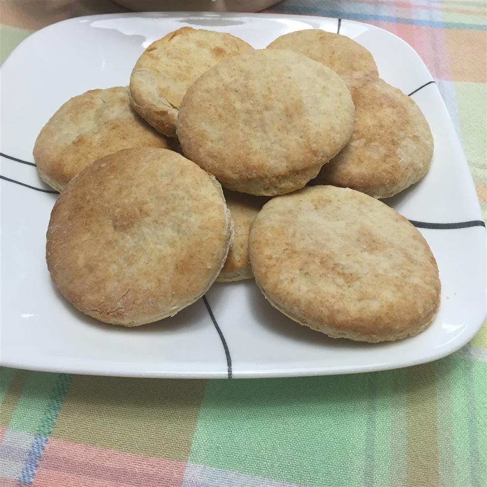 Mom's Baking Powder Biscuits TheMadBaker313