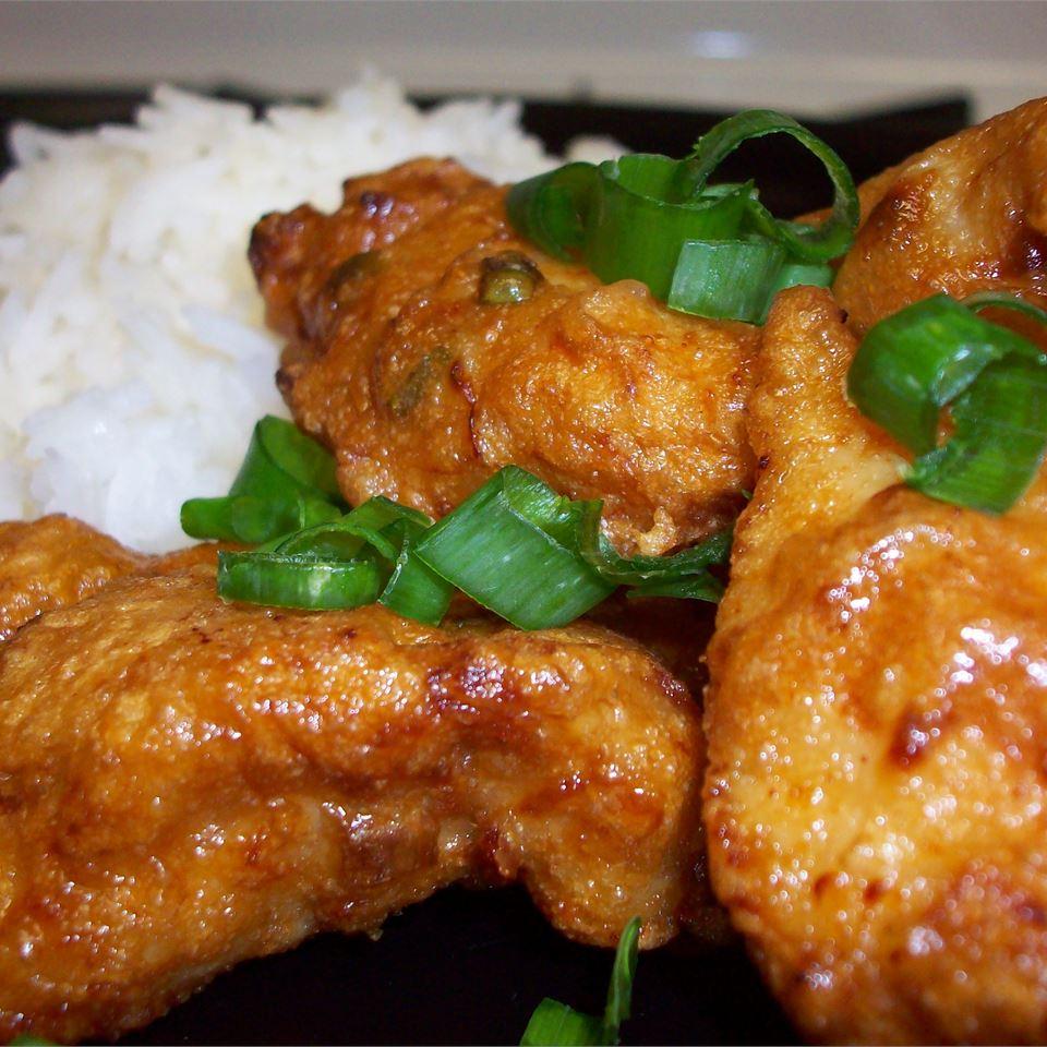 Mochiko Chicken Wings