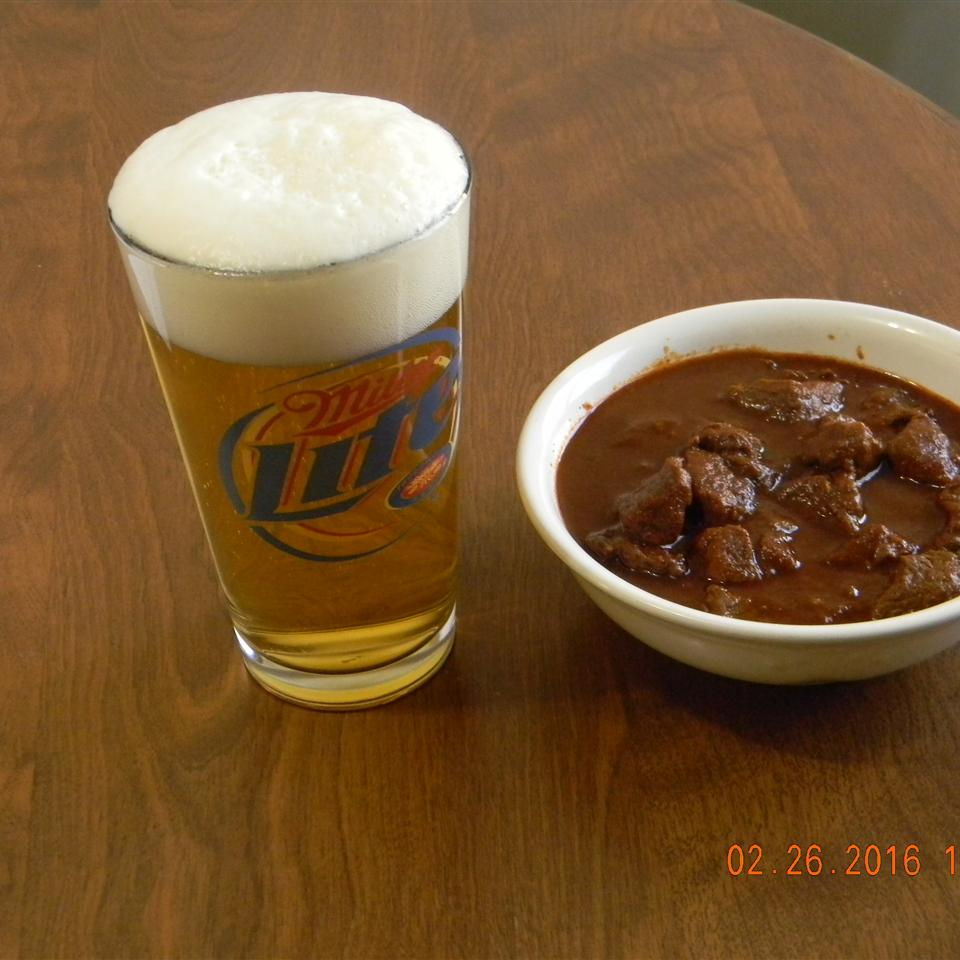 Paul's Fat Tire® Lamb Chili