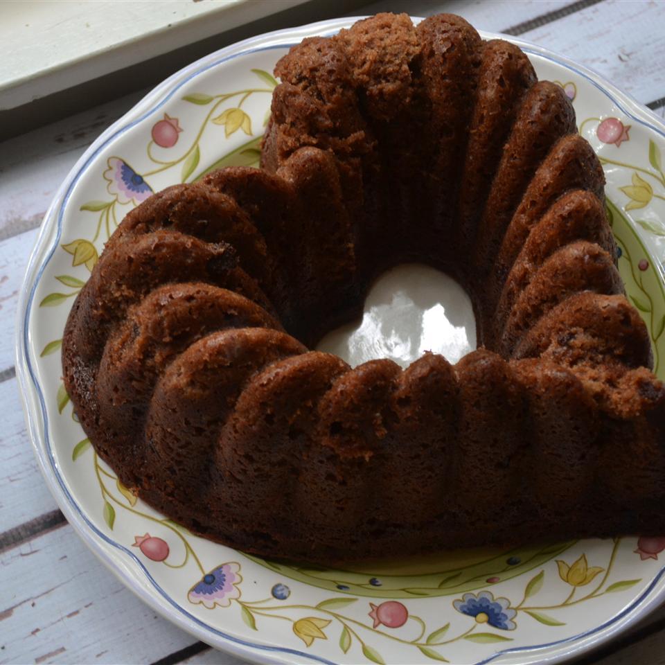 Chocolate Chip Apple Cake Rebekah Rose Hills