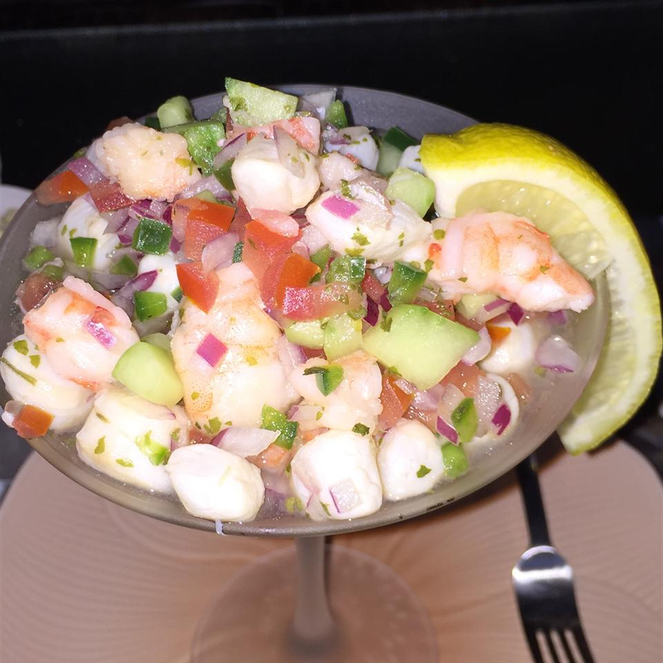 Javi's Really Real Mexican Ceviche howard