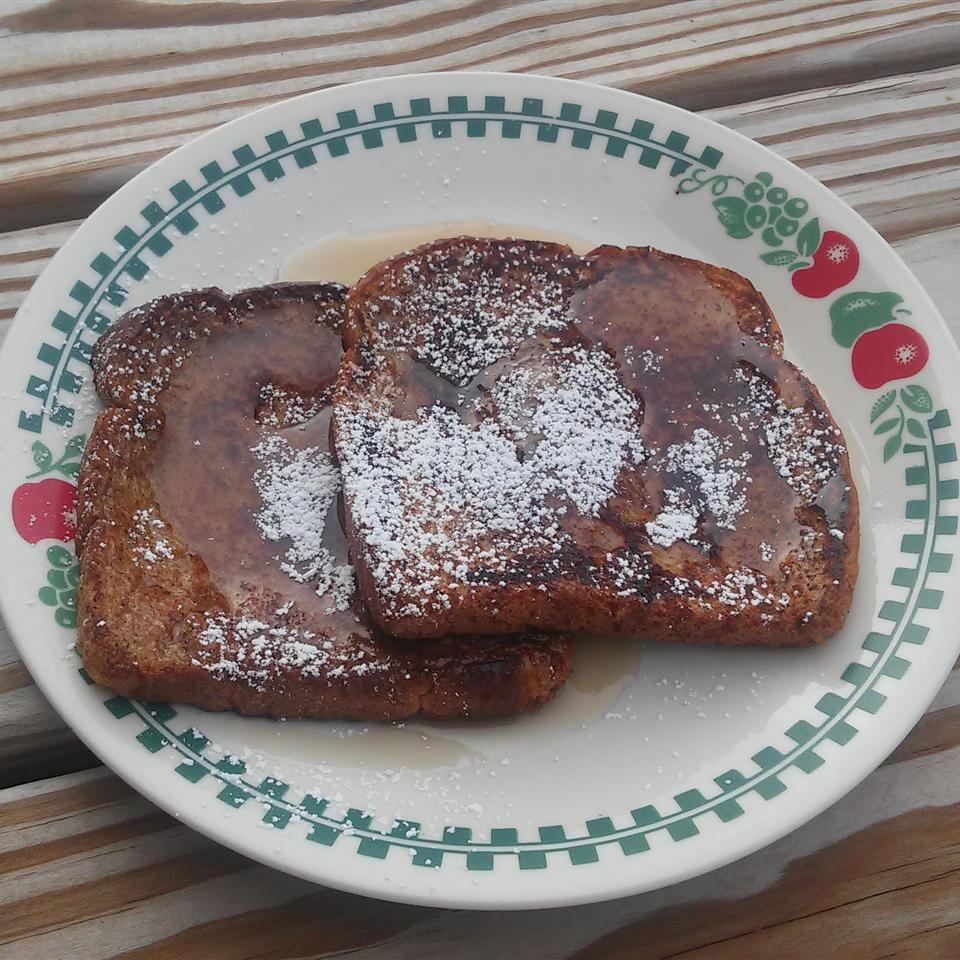 Eggless French Toast Tammy Lynn
