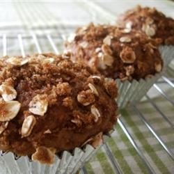 Whole Wheat Sweet Potato Muffins MaLizGa