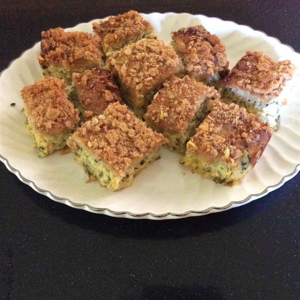 Cheesy Zucchini Casserole II