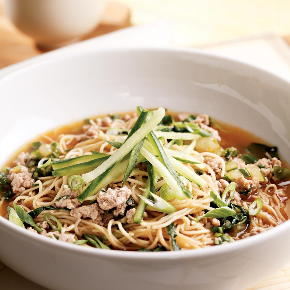 Brothy Chinese Noodles EatingWell Test Kitchen