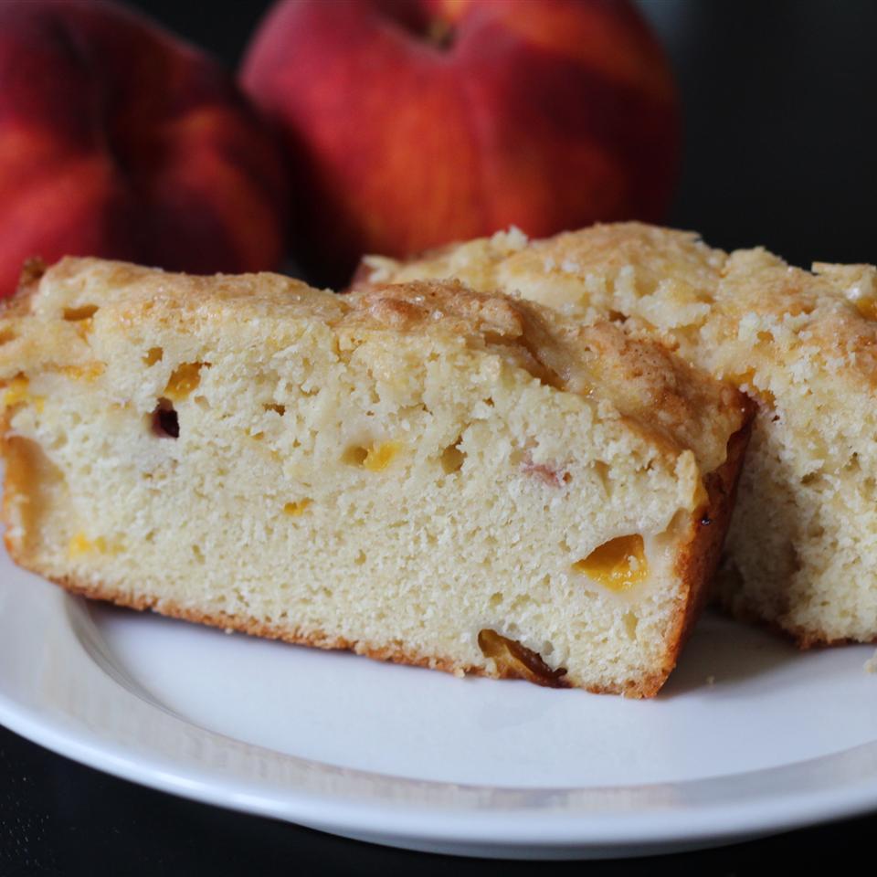 GA Peach Pound Cake sanzoe