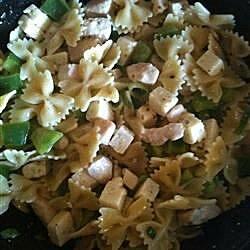 best ever pasta salad with chicken recipe