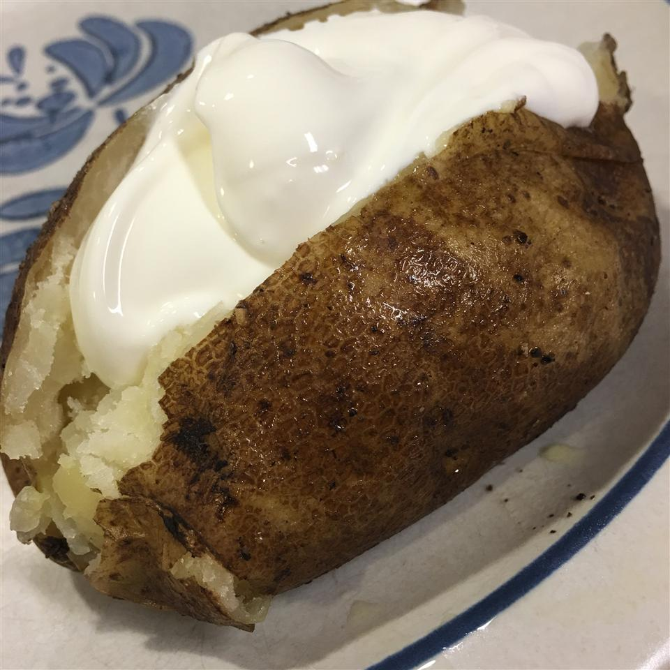 Garlic Baked Potato Amanda