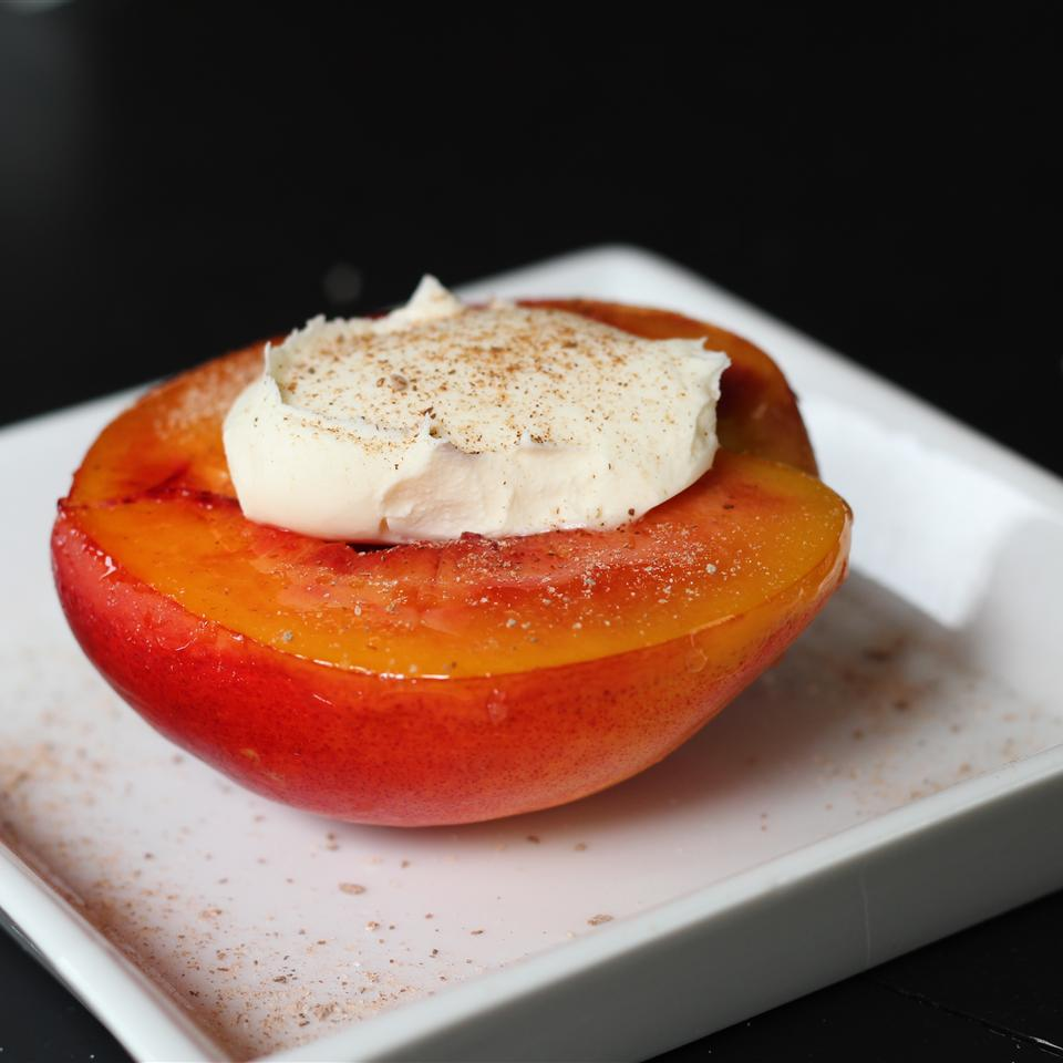 Caramelized Nectarine