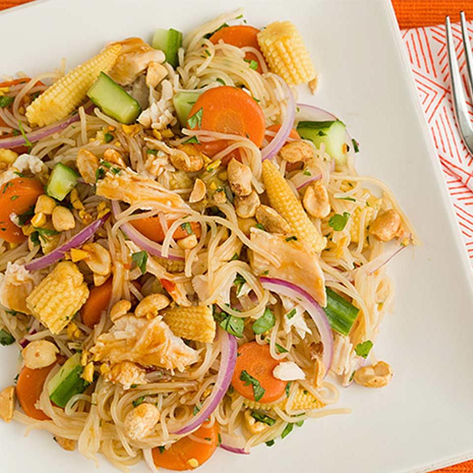 Malaysian Tangy Noodle Salad Cans Get You Cooking®