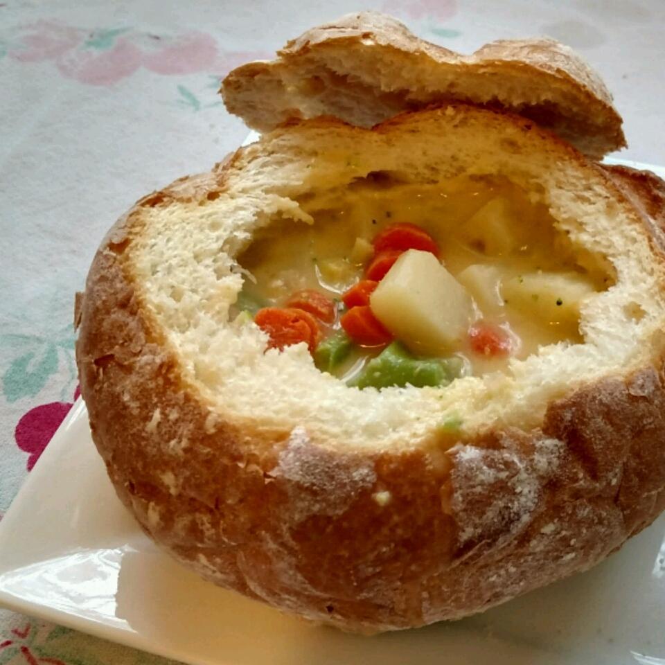 Best Cheesy Broccoli Soup