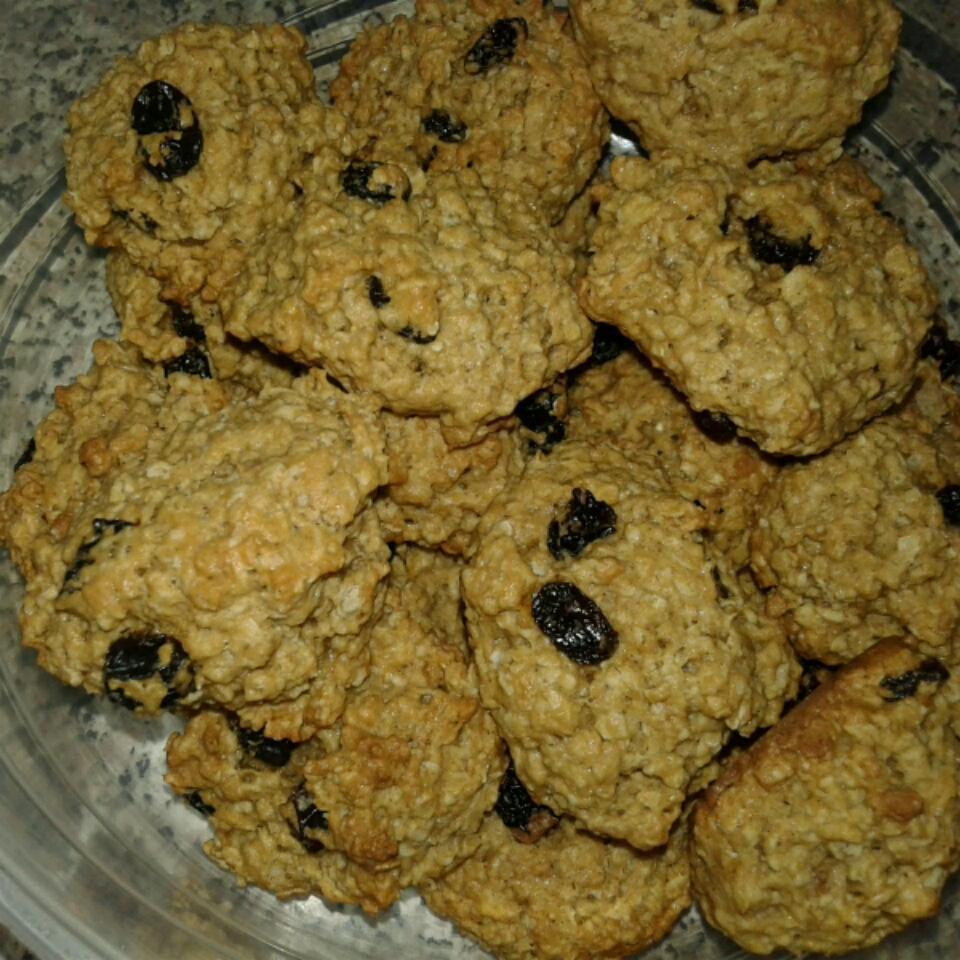 Oatmeal Drop Cookies Kia Mackey