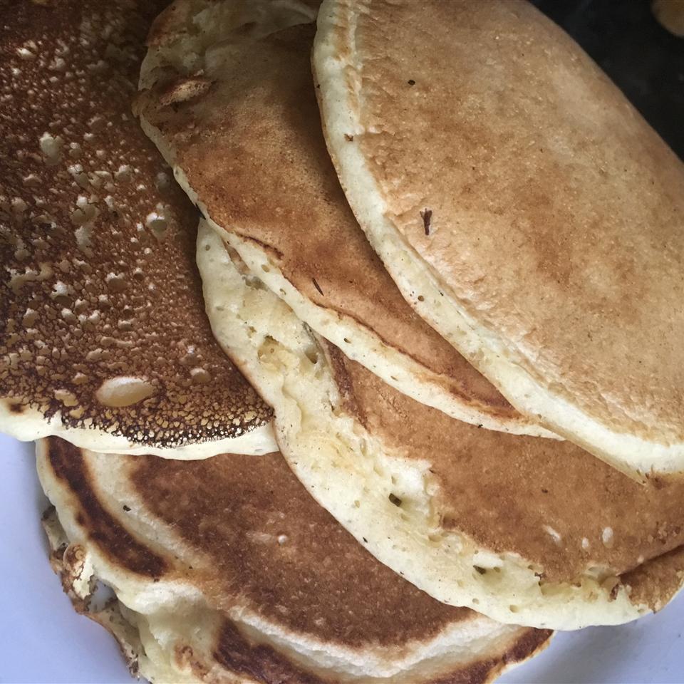 Soy Milk Pancakes Alex Svilar