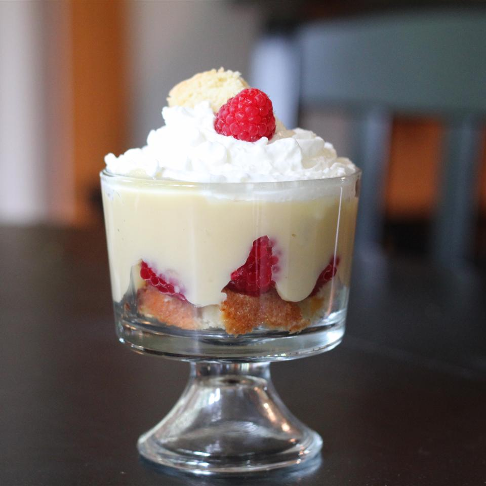 English Trifle to Die For