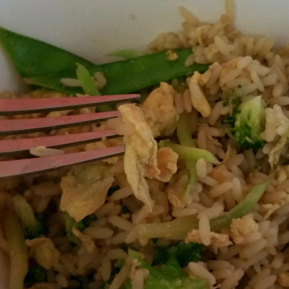 Stir-Fried Rice Aileen
