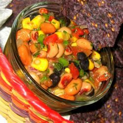 Spicy Bean Salsa