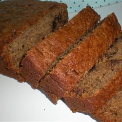 Chocolate Banana Bread TheBritishBaker