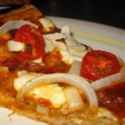 Whole Wheat and Honey Pizza Dough Izzylicious