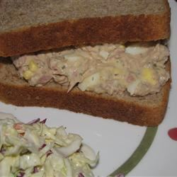Herbal Tuna Salad Shelley Y