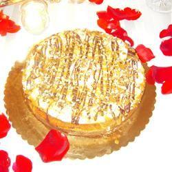 Brownie Caramel Cheesecake Nikki Hagins