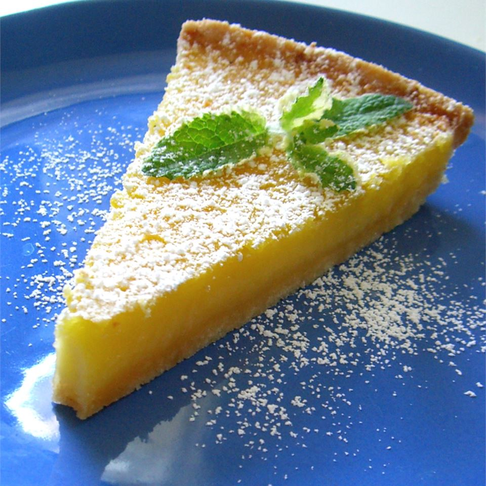 Tart Lemon Triangles