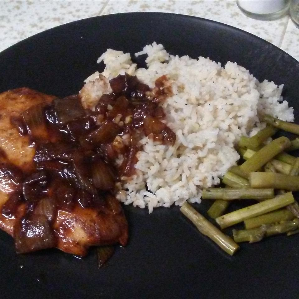 Quick and Easy Chicken
