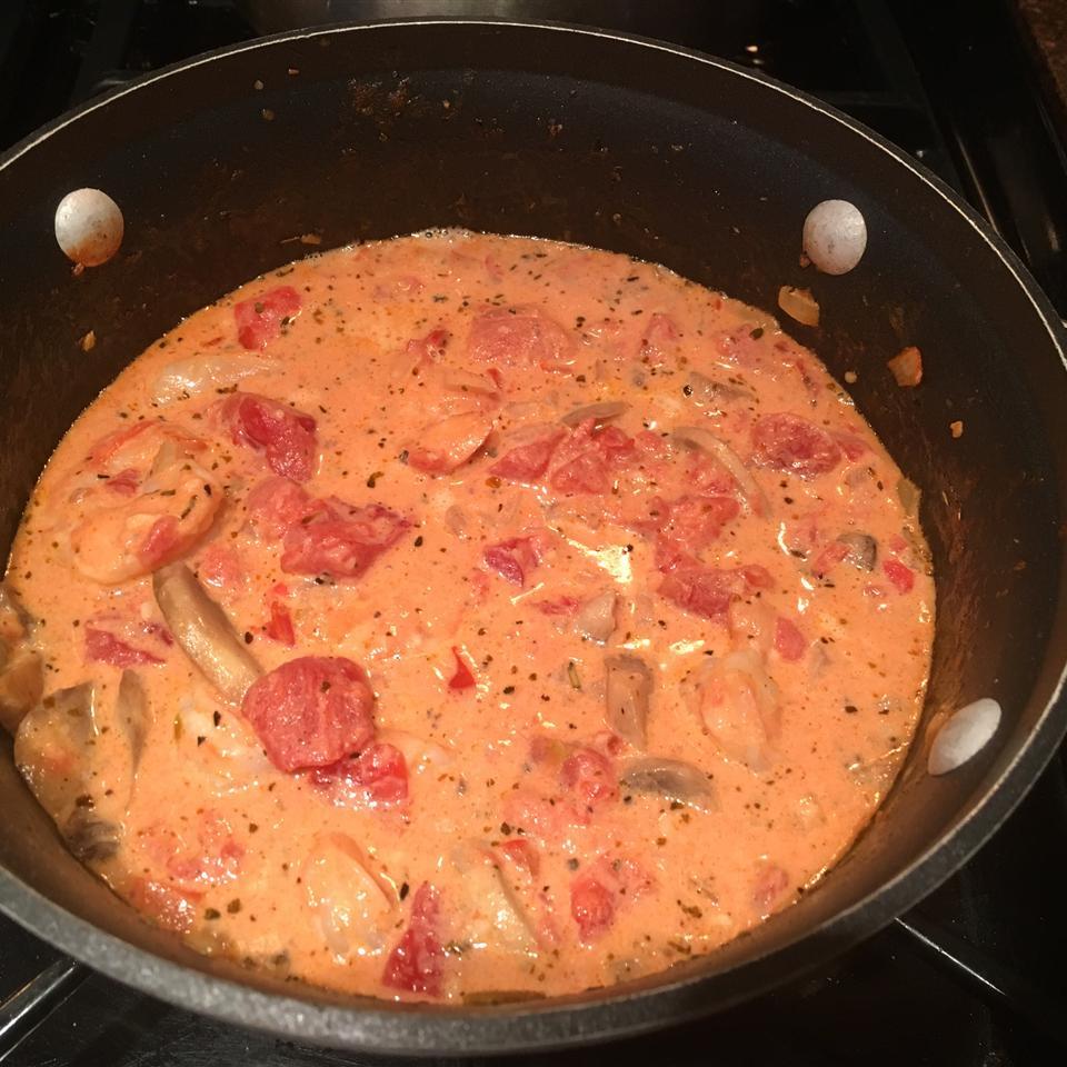 Tomato-Cream Sauce for Pasta Ms Lisa