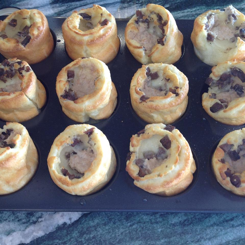 Stuffed Baby Yorkies Ikat