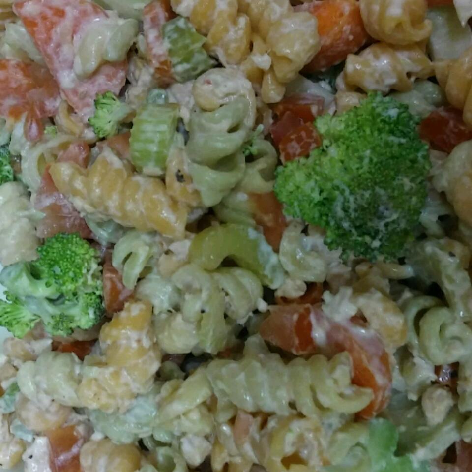 Tuna Macaroni Salad isaiah40