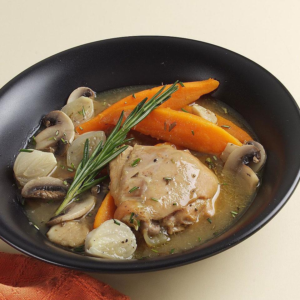 Chicken & Sweet Potato Stew EatingWell Test Kitchen