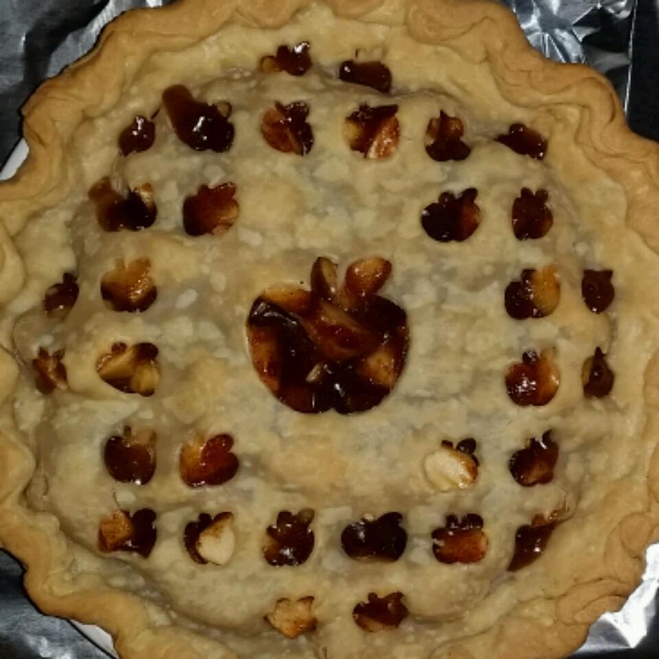 No Sugar Apple Pie
