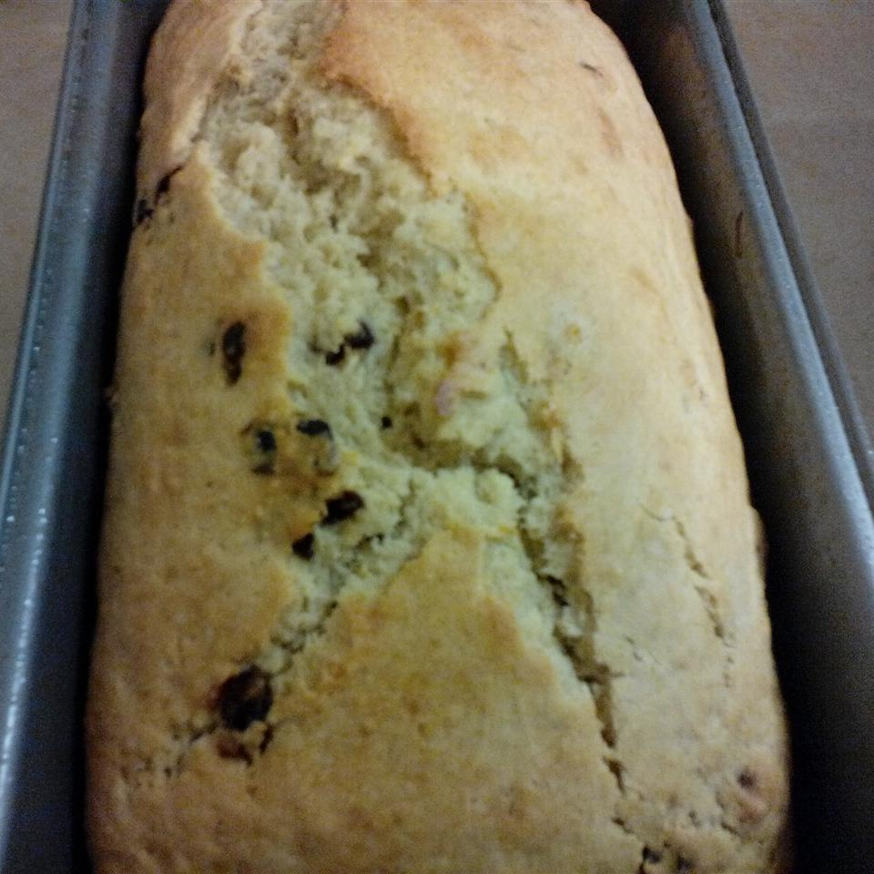 Candied Fruit Bread Carol