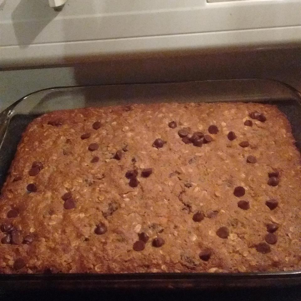 Applesauce Oatie Cookies Dell Ross