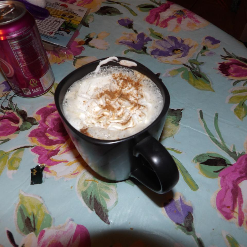 Pumpkin Spiced Latte Mandy Goodman