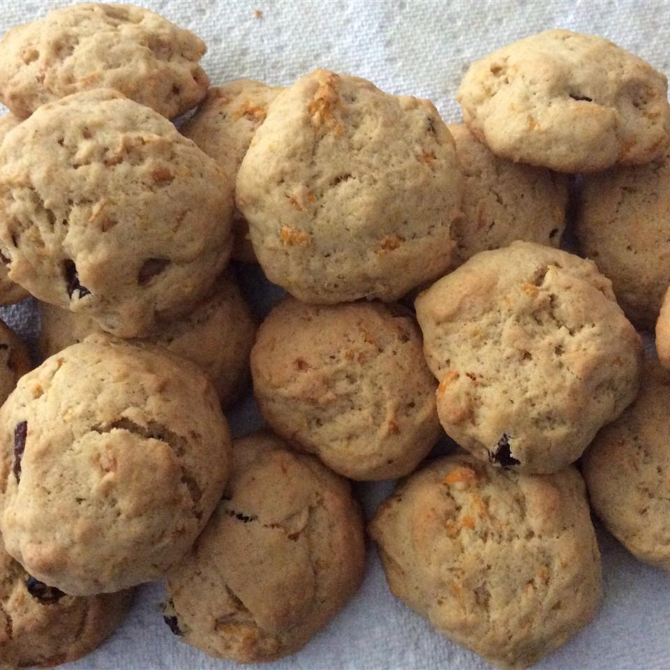 Carrot Cookies II Karina V.