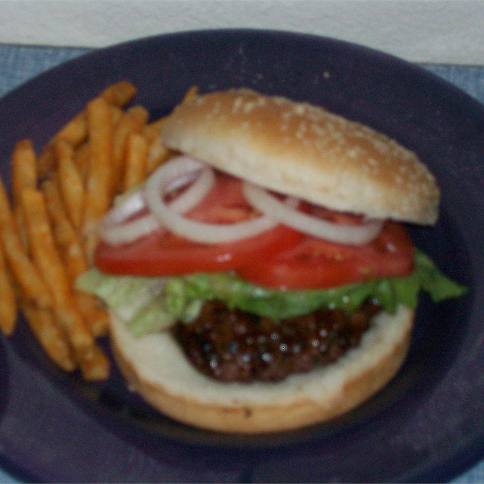 Garlic and Onion Burgers RHIANNON17